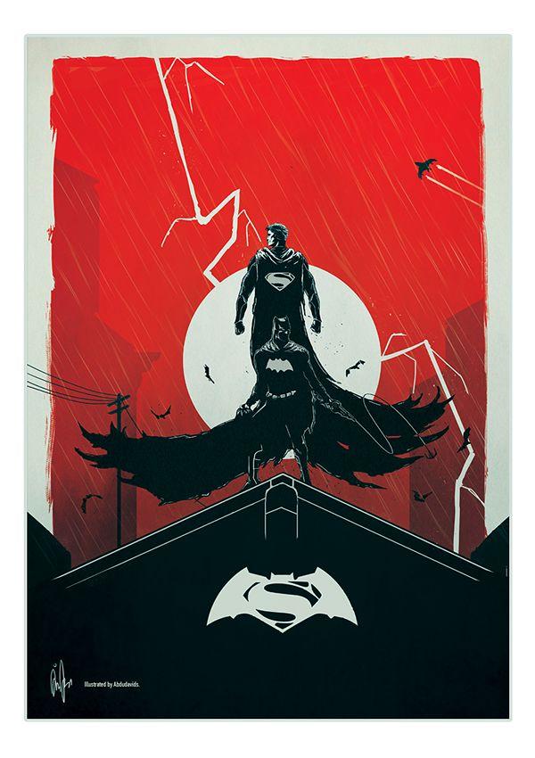 batman v superman reimagined  u2013 part 2