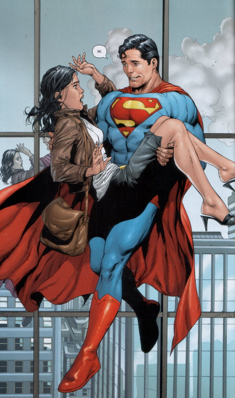 lois-and-superman